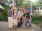 Binglin Li's defense celebration