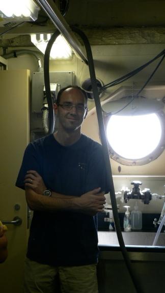 Chief scientist Matt Church